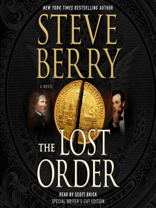 Title details for The Lost Order by Steve Berry - Wait list